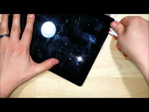 iPad 2 glass replacement - Home button replacement - Disassembly