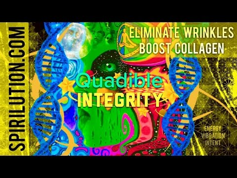 ★ Eliminate Wrinkles Quickly! Boost Collagen & Improve Elasticity ★ (Subliminal Frequency Hertz)