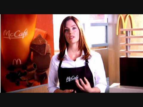 McDonald's McCafe Iced Mocha