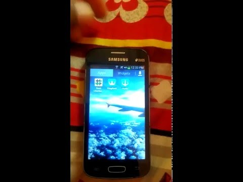 Root samsung star pro gt s7262 without pc