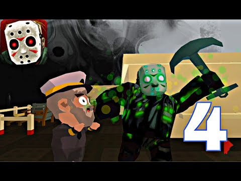 Friday the 13th: Killer Puzzle - Gameplay walkthrough Part 4 | Lony | All weapons (ios & Android )
