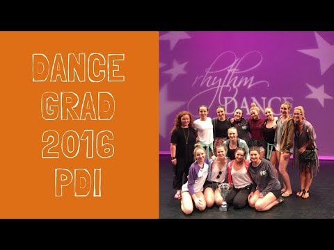 Dance Graduation (Sloane's) Video