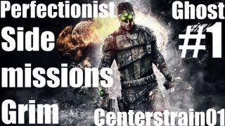 Splinter Cell: Blacklist - Side Missions/grim - Perfectionist - Mission #1 - Hawkins Seafort/solo