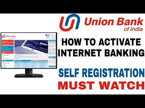 HOW TO REGISTER INTERNET BANKING OF UNION BANK OF INDIA (UBI)
