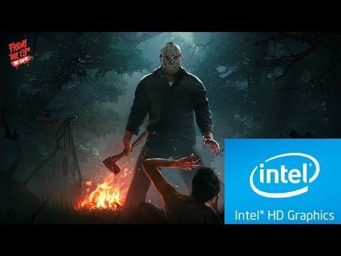 Friday 13th on Intel HD/Intel Celeron N3060