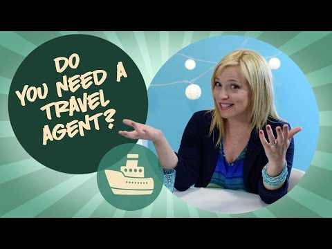 Do you need a Travel Agent for a cruise?
