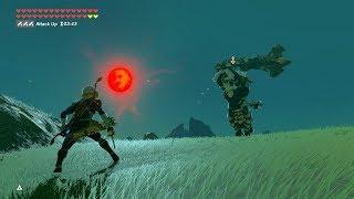Zelda: BOTW (Sheikah Sheik Link VS Plateau Lynel) Sheikah Weapons Only -  getplaypk