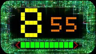 COUNTDOWN TIMER 2 min 30 sec ( v 640 ) with sound music 4k - PakVim