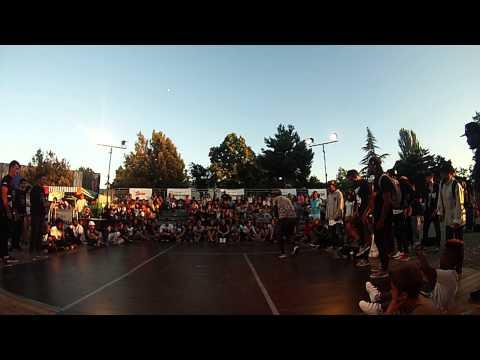 Battle Legendes Urbaines 2015   Mikado vs Pikmin 1 mp4