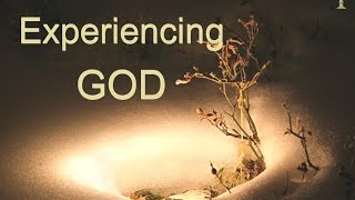 My AMAZING experience with God !