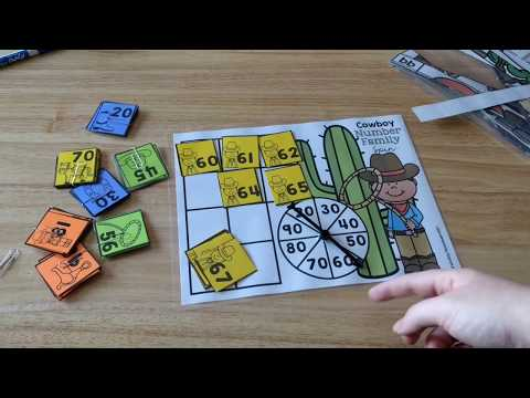 Teaching Numbers to 100 | Activities & Ideas