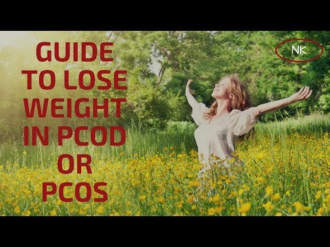 Weight Loss Diet in PCOS/PCOD | Maintain PCOS/PCOD | Nainja Kapoor