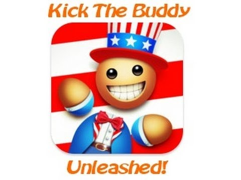 -TUTORIAL- Unlimited gold and cash on Kick The Buddy!