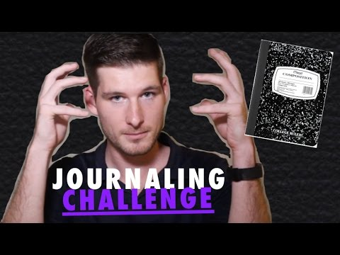 30 Day Journaling Challenge | Tips & Benefits
