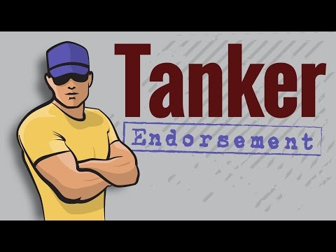 CDL Permit: TANKER Endorsement