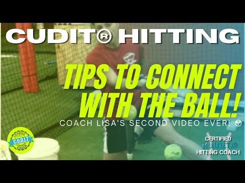 C.U.D.I.T.® CONCENTRIC HITTING: SOFTBALL BASEBALL HITTING DRILLS *NOT DIPPING* GOCUDIT.COM