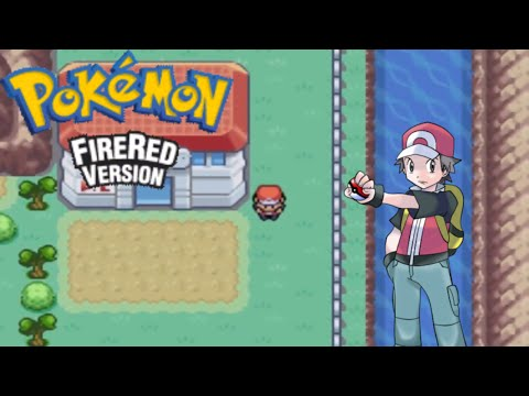 Pokemon FireRed - Heading to Lavender Town (#9)