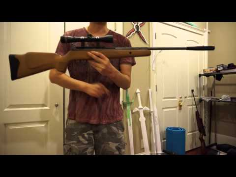 Break Barrel Air Rifle Accuracy: Vised vs Rest