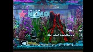 Finding Nemo Virtual Aquarium Volcano Night Jinni