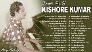 Romantic Hits Of Kishore Kumar | Kishore Kumar Best Songs Ever