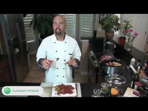 Beef Bourguignon in a Slow-Cooker | Chef Dennis Berry | Healthy Cooking Videos