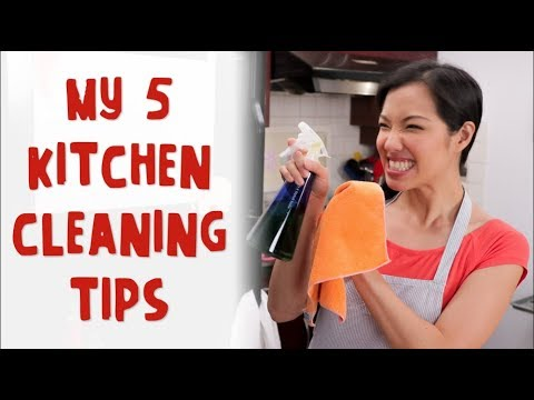 5 Cooking Tips for Less Cleaning!