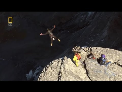How to become a BASE Jumper in 60 Days - Documentary HD