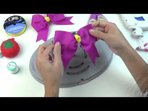 How to Make a Bow Using Bow Genius