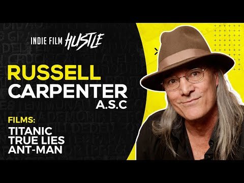 Oscar-Winner Russell Carpenter ASC – Shooting Blockbusters, Titanic & James Cameron - IFH 179