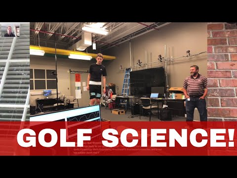 NEW, Motion Capture & Golf Science Interview w/ Tony Luczak, PGA GOLF 🏌️ ⛳️
