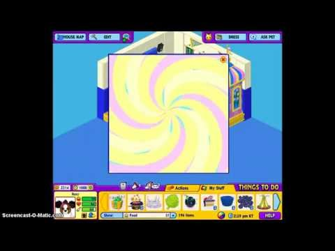 10 Rare/Exclusive Webkinz Blender Recipes!