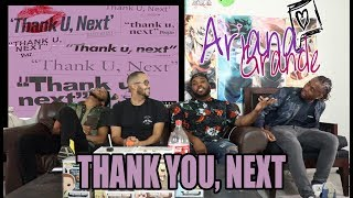 Ariana Grande   Thank You Next Audio Reactionreview
