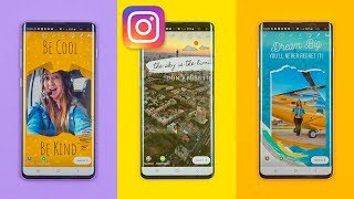 1 App That Will Take Your INSTAGRAM STORIES to the next level 🔥| 2019