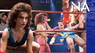 The Real GLOW 80s Wrestling Show