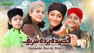 Ramzan Special 2021 | Ghulam Mustafa Qadri | Muhammad Hassan Raza Qadri | Qaseeda Burda Sharif