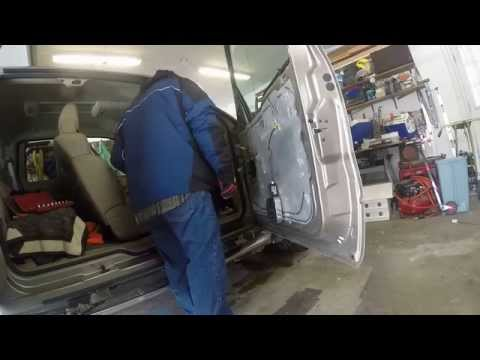 2005 Ford F150 Passenger Side Mirror Replacment