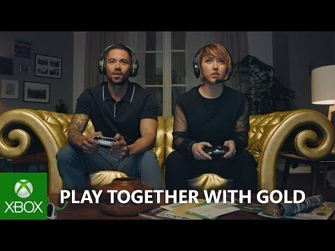 Xbox Live Gold – E3 2018 – Endless Gold