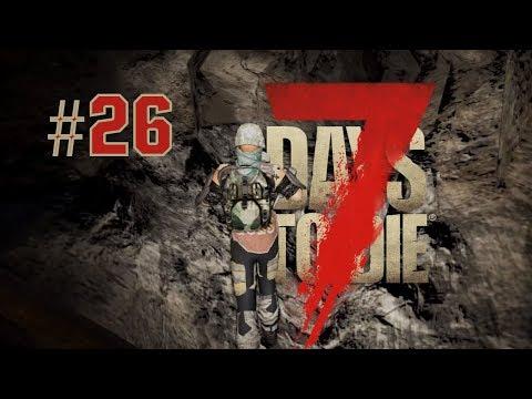 7 Days to die   Nawala ang treasure #26 (TAGALOG)