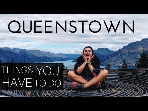 8 BUCKET LIST ACTIVITIES in Queenstown, New Zealand