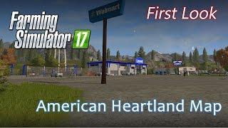 Farming Simulator 17 - RattleSnake Valley Map v1 0