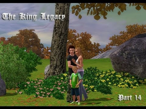 The Sims 3: The King Legacy ~ Part 14 Another Kid?