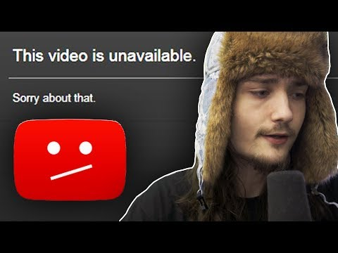 Why I had to delete all my videos