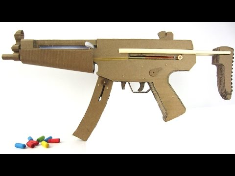 How To Make Mp5 That Sh00ts - With Magazine