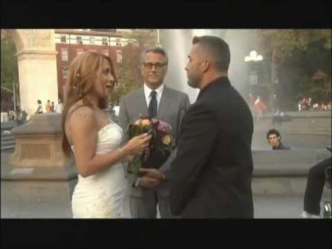 Skip & Alison Bedell, Marry Me in NYC