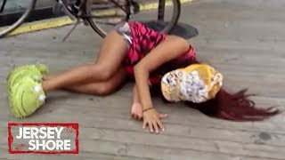 Top 19 Most Epic FALLS 🤣  In 'Jersey Shore' History   MTV Ranked