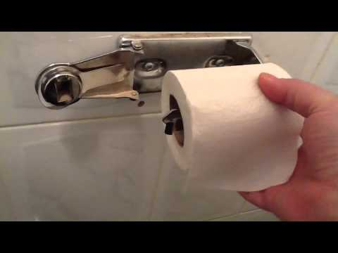 Toilet Paper Roll Replacement