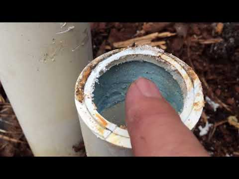Plumbing Disasters, Pool & Spa Plumbing mistakes. Types of plastic and pipe penetration.