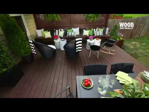 How To Modernize a Ground Floor Deck