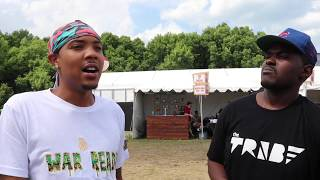 G Herbo interview with The TRiiBE