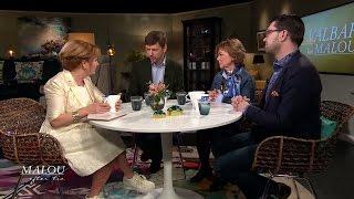 Valbar hos Malou: Het debatt om migrationsfrågan - Malou Efter tio (TV4)
